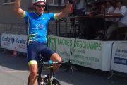 Des coureurs du club au Tour Loire Pilat