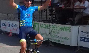 Résultats du week end: victoire de Nicolas Vérots