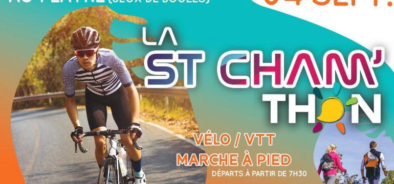 LA ST CHAM'THON 2021